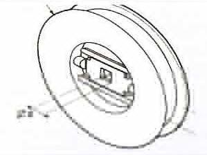 poulie cl pour volet roulant sangle de 14mm c2m avignon. Black Bedroom Furniture Sets. Home Design Ideas