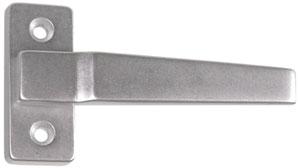 Poign es de portes divers c2m avignon - Poignee de porte fenetre extra plate ...