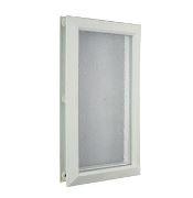 hublot capitole verre arm pour porte de garage c2m avignon. Black Bedroom Furniture Sets. Home Design Ideas