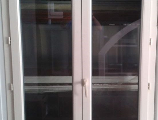 Fenêtre Cintrée 4 Vantaux Pvc Blanc C2m Avignon