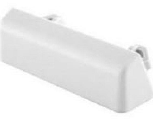 Pare Tempête Modèle Eole Blanc Avec Clapet 4013 Mm Pour Fenêtre Pvc