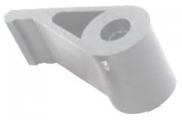 embout court haut d 39 espagnolette composite blanc visser 14mm c2m avignon. Black Bedroom Furniture Sets. Home Design Ideas