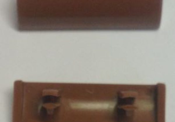 pare temp te mod le aster marron 40 15 mm pour fen tre pvc ch ne dor c2m avignon. Black Bedroom Furniture Sets. Home Design Ideas