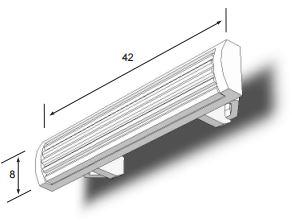 busette blanche volet mod le mistral pour fen tre alu c2m avignon. Black Bedroom Furniture Sets. Home Design Ideas