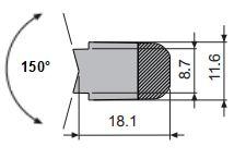 g che frontale en appui gamme ole 5030c fapim c2m avignon. Black Bedroom Furniture Sets. Home Design Ideas