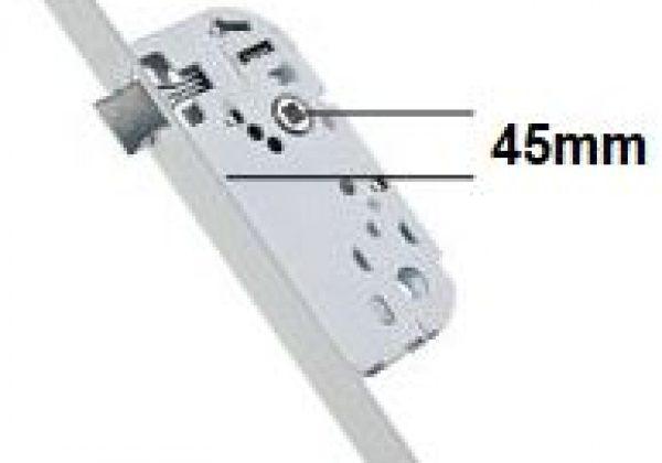 Axe à 45mm