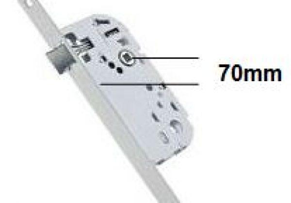 Axe à 70mm