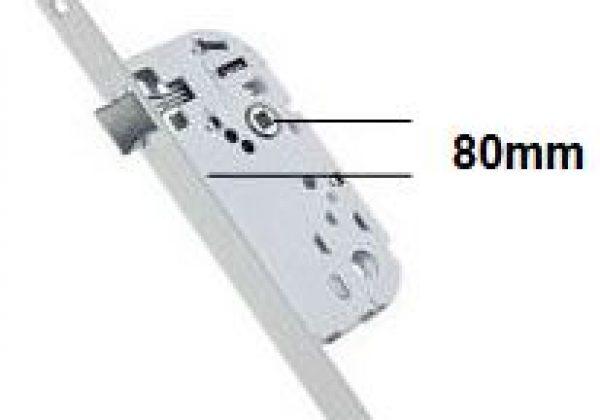 Axe à 80mm